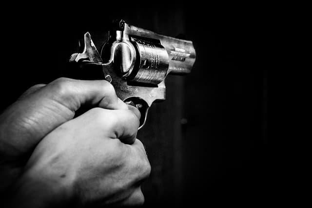 Posttraumatisk stress efter pistolhot