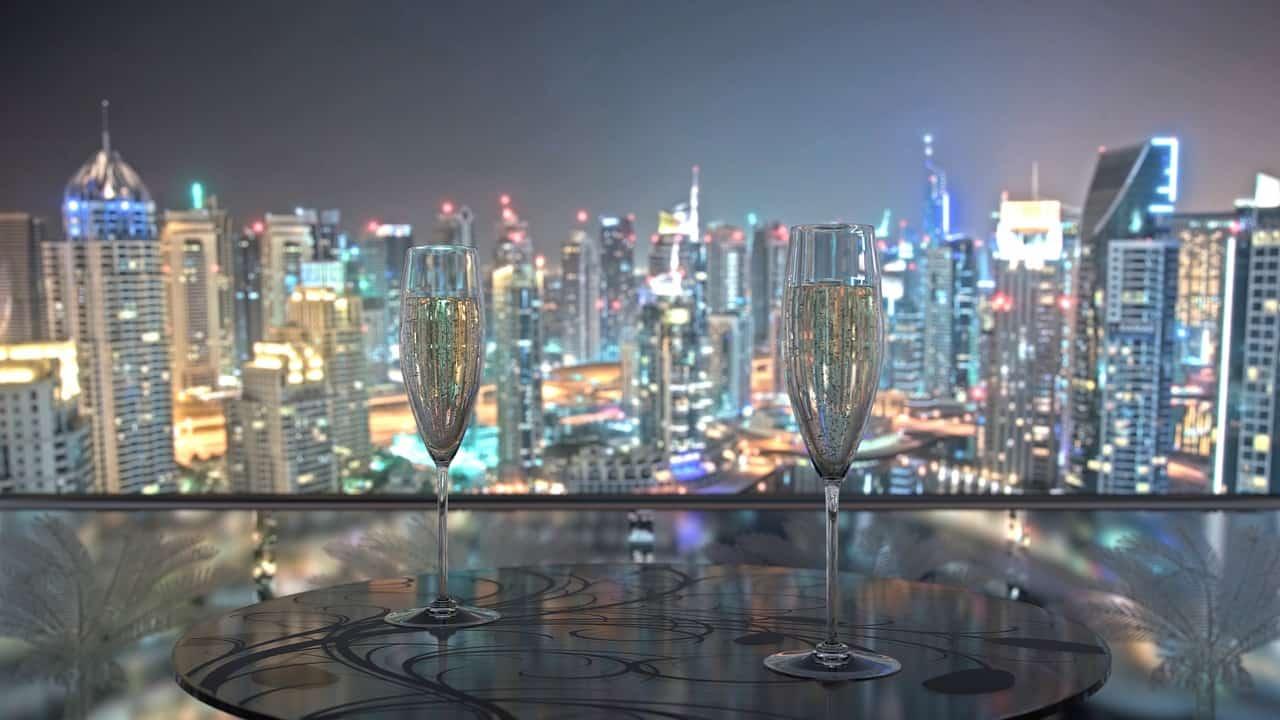 Häng med på tjejresa till Dubai!
