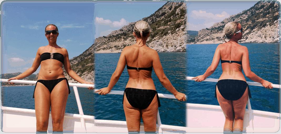 Anders Lönedal – solresa, små bröst, mens och celluliter